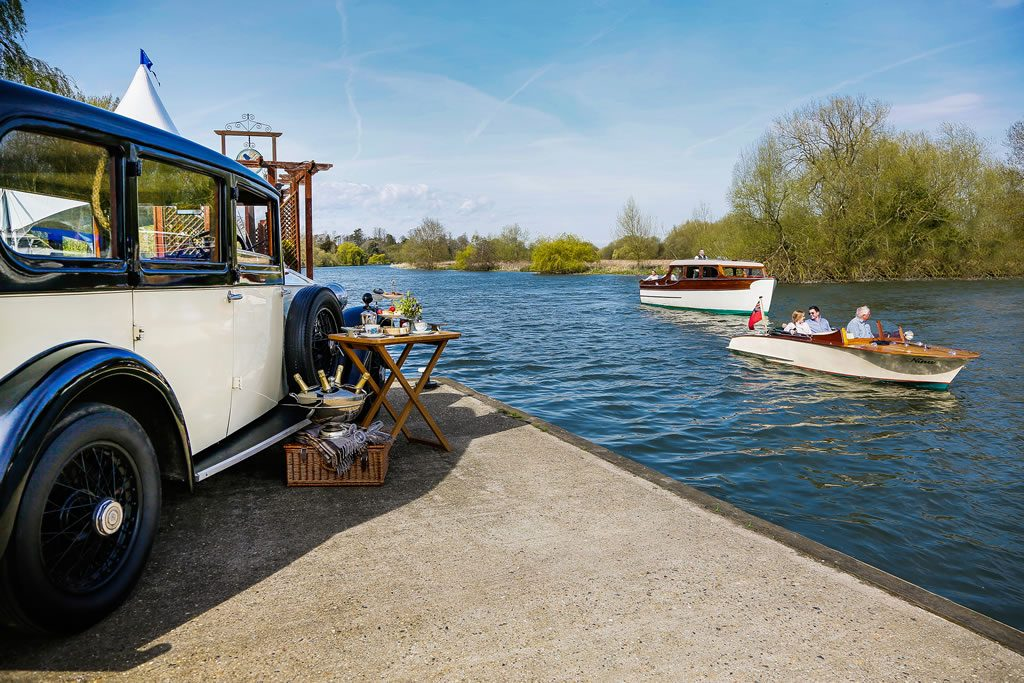 About Vintage Days Out - Luxury experiences on the River Thames